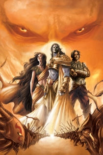 Ramayan 3392AD Reloaded #1 (Jeevan Kang Cover)